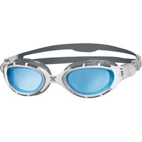 Zoggs Predator Flex Lunettes de protection, grey/white/tint